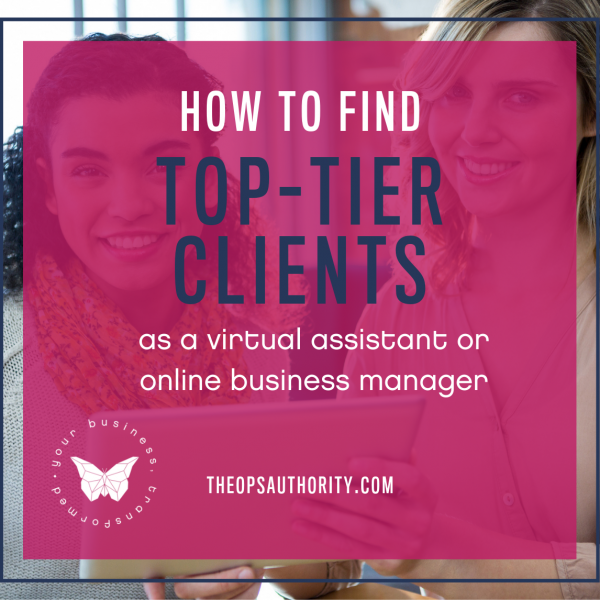 How to Find Top Tier Clients