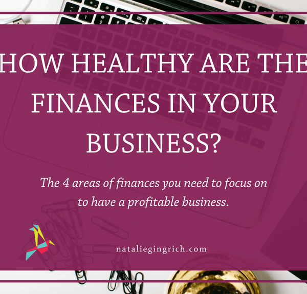 How Healthy are the Finances in Your Business