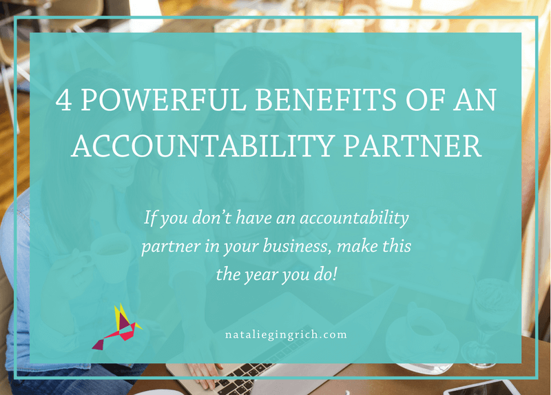 Benefits of an Accountability Partner