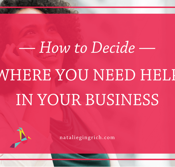 help in your business