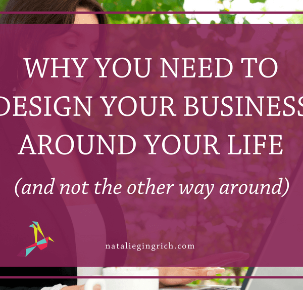 lifestyle business design