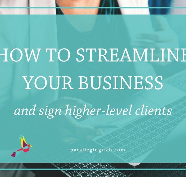 streamline your business