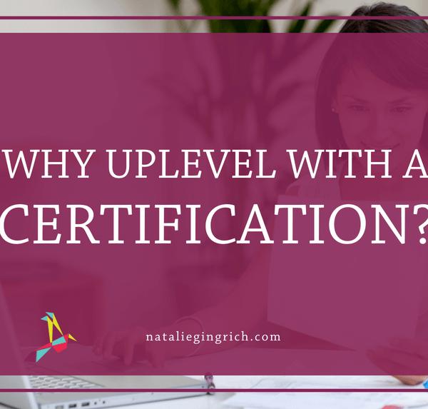 uplevel certification