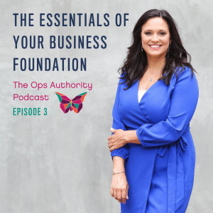 003 TOA Essentials of Business Foundation