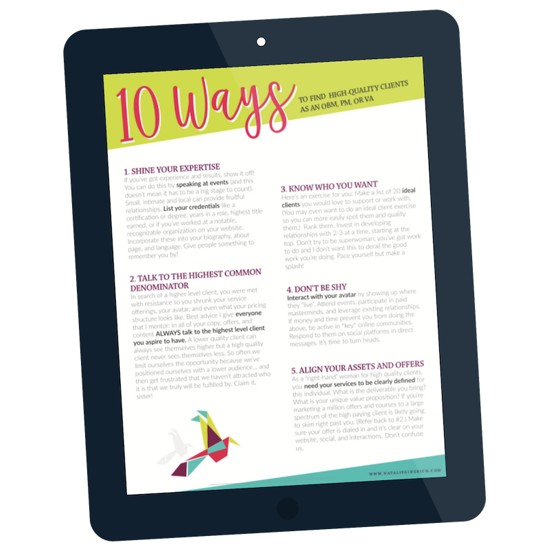 10 ways on ipad