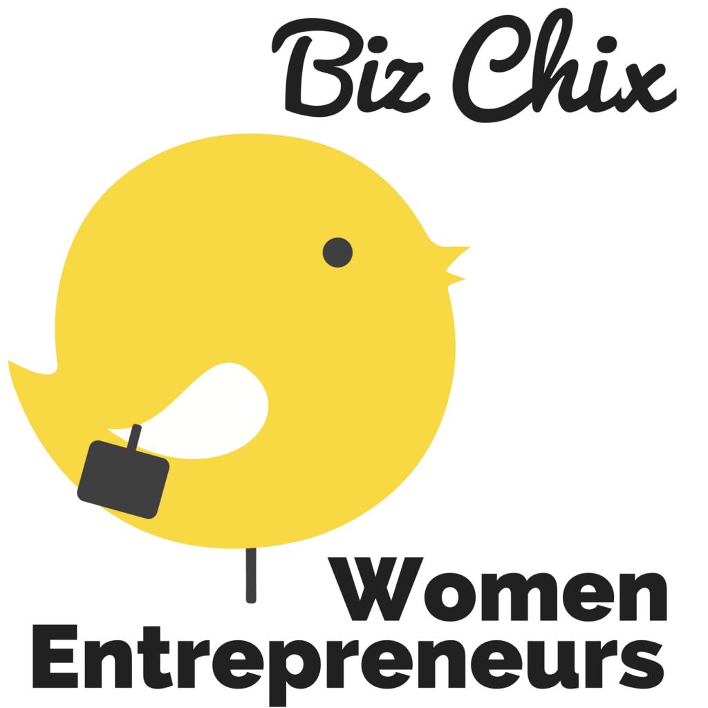 Biz Chix Podcast Art