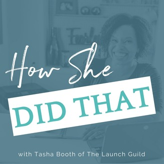 how she did that podcast