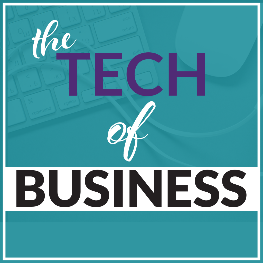 tech of business podcast