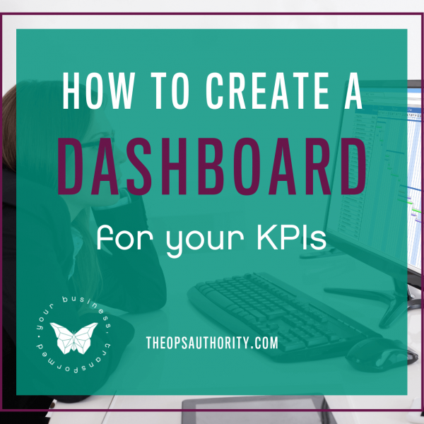 How to create a dashboard for your KPIsfeatured