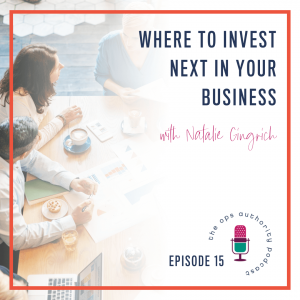 Where to Invest Next in Your Business