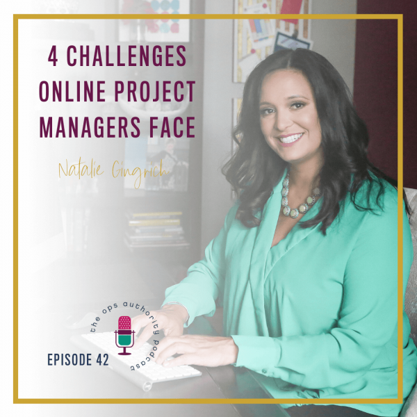 4 Challenges Online Project Managers Face