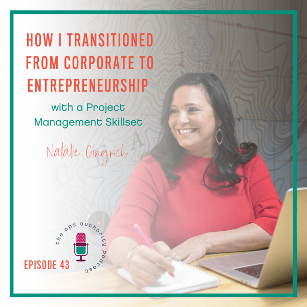 How I transitioned from corporate to entrepreneurship square