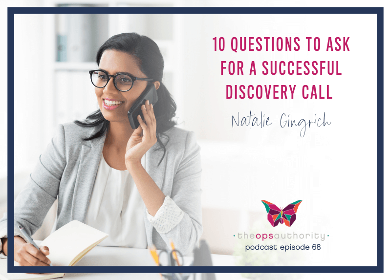 10 Questions To Ask for a Successful Discovery Call