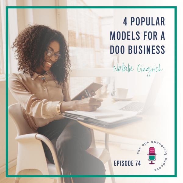 4 Popular Models for a DOO Business