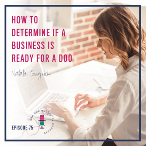 How to Determine if a Business is Ready for a DOO