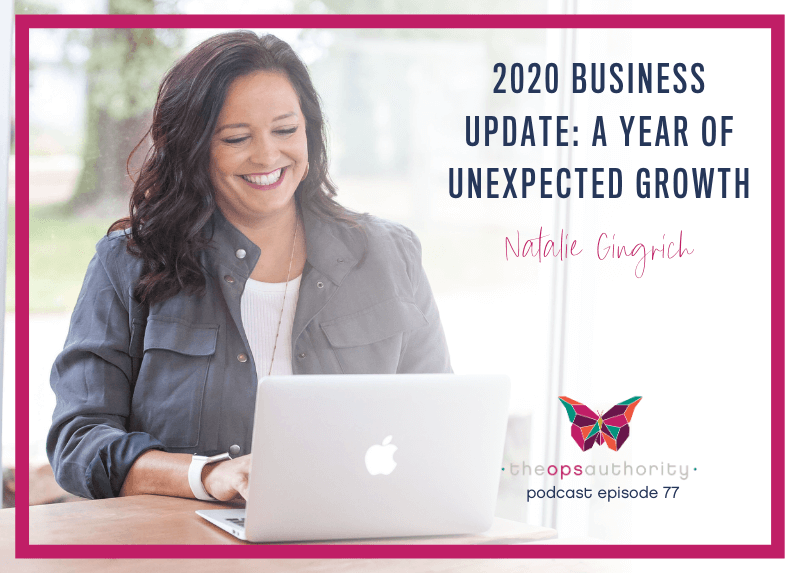 Business Update: A Year of Unexpected Growth
