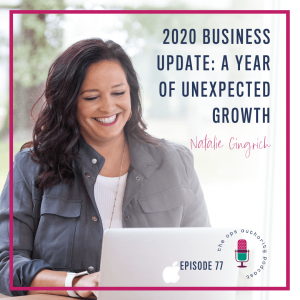 TOA 077 2020 Business Update A Year of Unexpected Growth Square