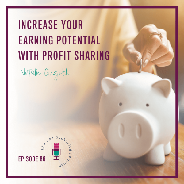 Increase your Earning Potential with Profit Sharing